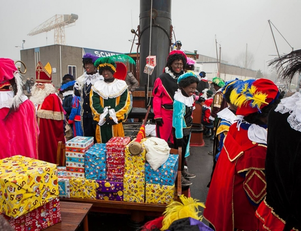 Sinterklaas komt op 22 november in Zaandam
